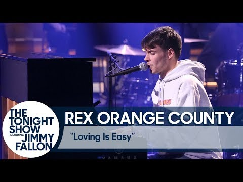 Rex Orange County: Loving Is Easy