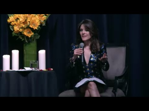 Meditation: Claiming Your Greatness | Marianne Williamson
