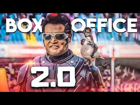 2.0 RECORD: Opening Weekend Box Office Collection | Rajinikanth