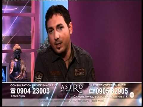 Astrovoyance Nicolas et Carl en direct sur Club RTL - YouTube 9922fed8ef39