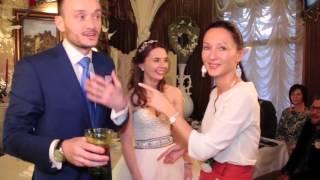 Свадьба Вовы и Розы  18 04 2015, ресторан Shato de flure