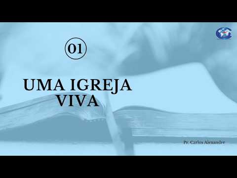 Pregação Pr. Carlos Alexandre | Igreja de Cristo, a esperança do mundo | 10/03/2019