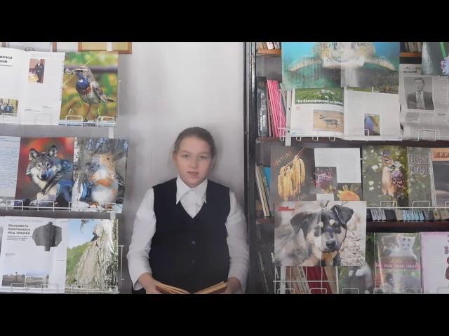 Изображение предпросмотра прочтения – МарияВыдрина читает произведение «Умом Россию не понять...» Ф.И.Тютчева