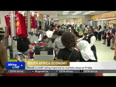 South Africa Economy: Moody's credit rating expected as markets close on Friday