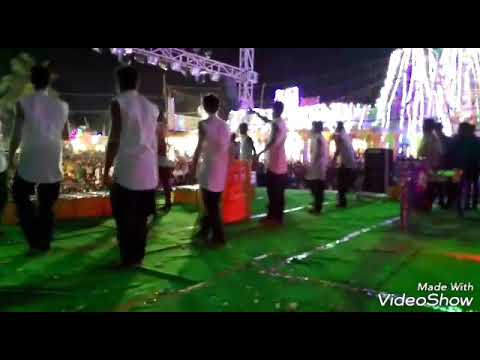 👉Nizampatnam 💪dance performance in Chiranjeevi song 👈😮😘😉