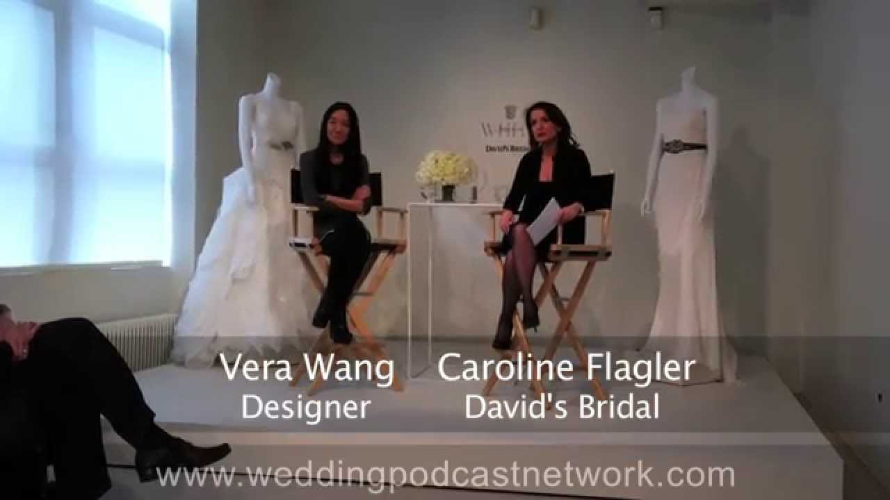 cbc8d8d2589a Vera Wang Wedding Gowns introduces White Exclusively at David's Bridal for  Wedding Dresses
