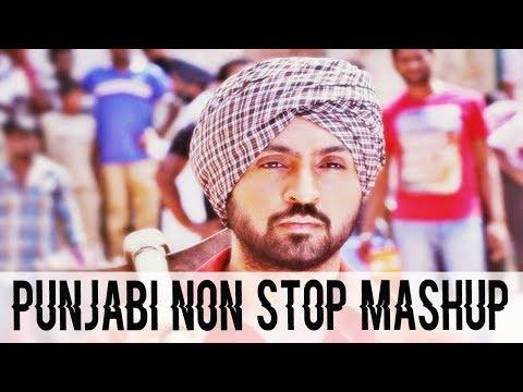 Punjabi Nonstop Remix songs 2017 - Bhangra Mashup 2017 - Latest Punjabi songs 2017