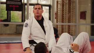 Roger Gracie in RGA SUBOS