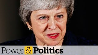 What Theresa May
