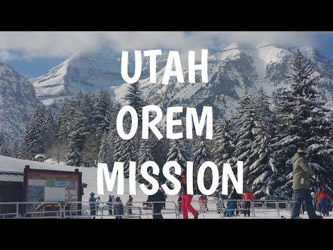 Utah Orem Mission