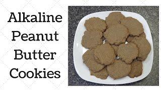 """Tahini """"Peanut"""" Butter Cookies Dr. Sebi  Alkaline Electric Recipe"""