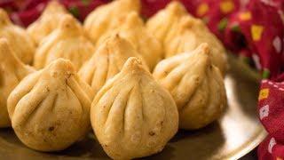 Fried Modak Recipe | How to make Talniche Modaks for Ganesh Chaturthi without Mold