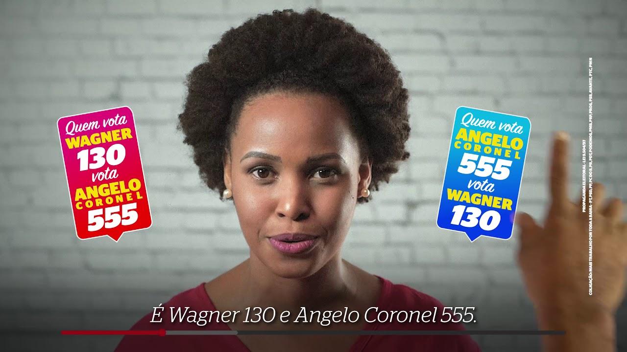 AngeloCoronel555 Wagner130 TimeDoTrabalho Angelo Coronel