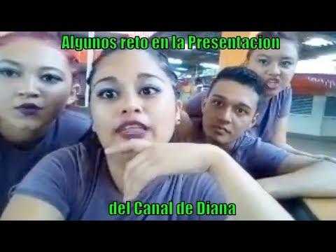 Diana Abre Su Propio Canal Y Presenta Los Integrantes, Link Del Canal En La Descripcion