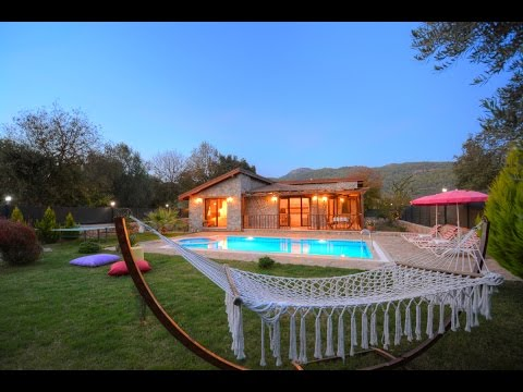 Tatil Villam | Villa Nil - Fethiye Kayaköy kiralık villa tatili