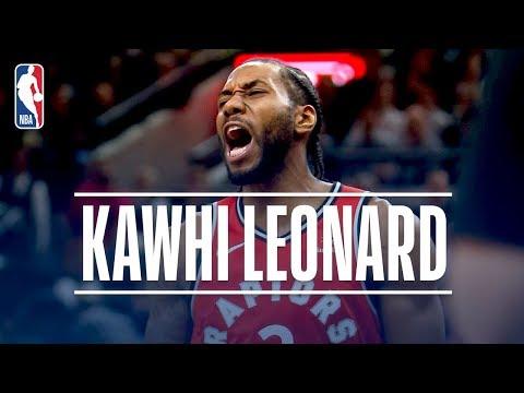 VERY Best of Kawhi Leonard From the 2018-19 NBA Regular Season and Playoffs