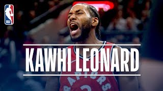 VERY Best of Kawhi Leonard From the 2018-19 NBA Regular Season and Playoffs