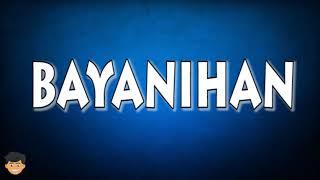 TAYO'Y IISA LYRIC VIDEO