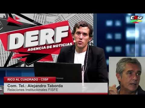 Alejandro Taborda: Esperamos medidas rápidas