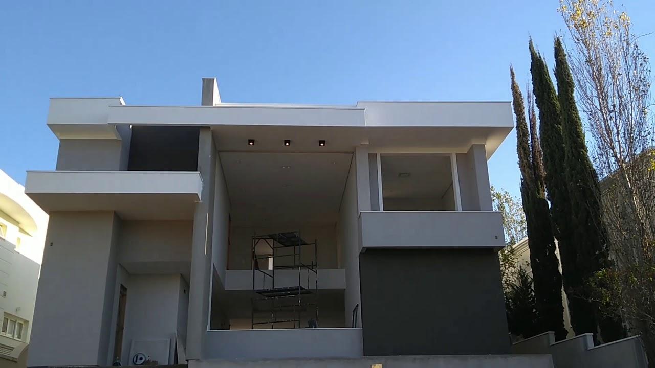 Casa mais top de Steel frame atualmente que fiz acabamentos de altíssimo nível