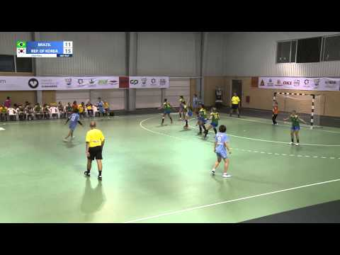Brazil vs Republic of Korea | Female | Semi-Finals | UMinho Sports Hall
