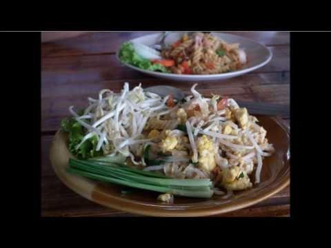 Vidéo 037 – Cuisine Thaïlandaise – Pad Thai (Facile)
