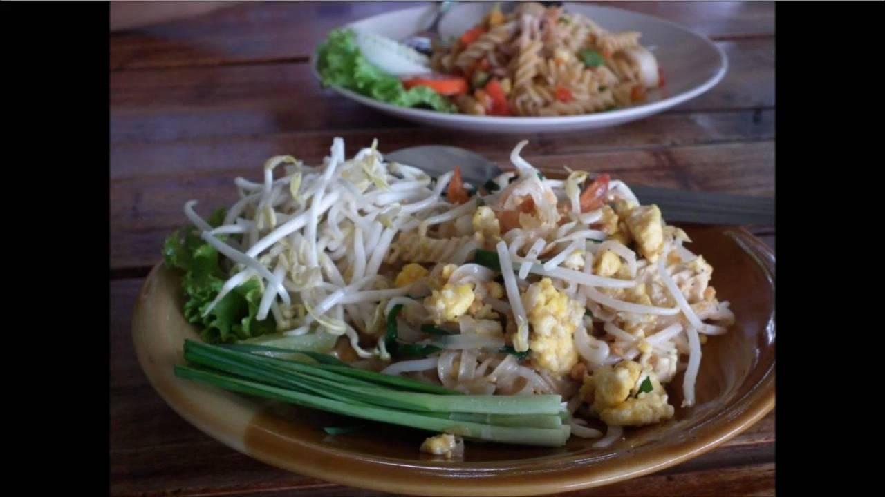 Vid o 037 cuisine tha landaise pad thai facile youtube for Cuisine thailandaise