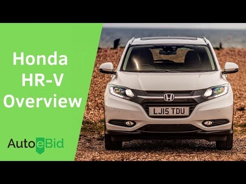 2020 Honda HR-V Overview