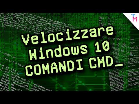 VELOCIZZARE WINDOWS 10 Con 3 COMANDI    ⚡ AGGIORNATO 2021