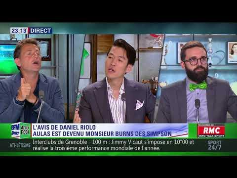 After Foot du dimanche 20/05 – Partie 4/6 - L'avis tranché de Daniel Riolo sur Jean-Michel Aulas