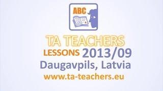 TA Lesson I Русский I 12-13 I Грамматика I Сортировка