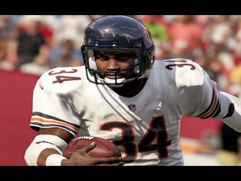 BOSS WALTER PAYTON!! I CALLED MY PICK SIX - OMG  | MADDEN 16 ULTIMATE TEAM GAMEPLAY | EPISODE 122