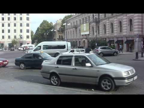 Liberty square - Underground crossing