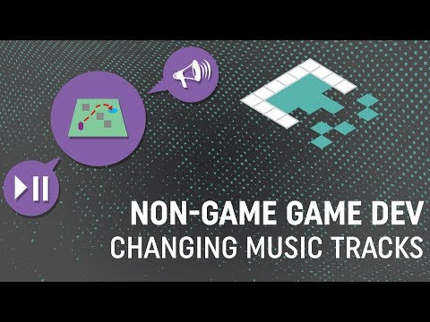 Non-Game Game Development: Dynamic Music Tracks