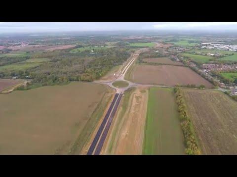 Norwich NDR Progress 23rd Oct 2017