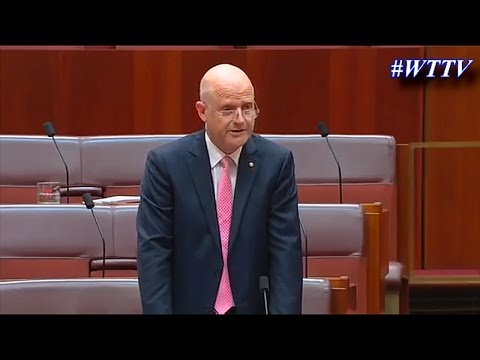 Senator Leyonhjelm: Questioning the Nanny State on E-Cigs, Codeine & MORE!