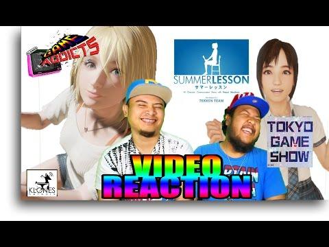 Summer Lesson E3 2015 VR Tech Demo Doovi