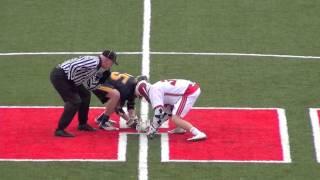 Seton Hill vs Alderson Broaddus College Lacrosse Highlight Video 3-20-13