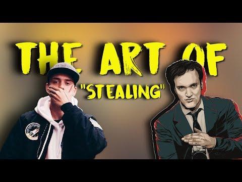Logic & Tarantino  | The Art of Stealing