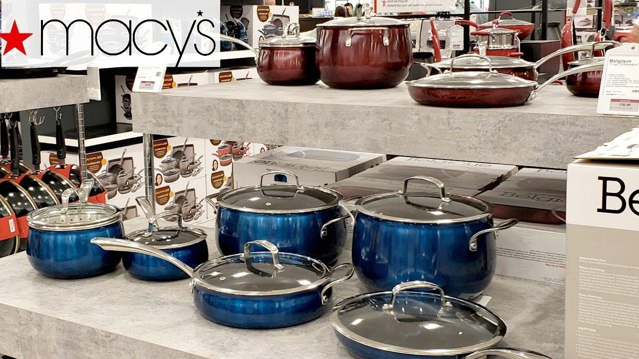 Macy S Christmas Deals Kitchenware Walk Through 2019 Youtube