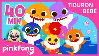 Download lagu Mejores Canciones del Tiburón Bebé | +Recopilación | Pinkfong Canciones Infantiles
