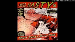FreQ Nasty - Mind Sweeper