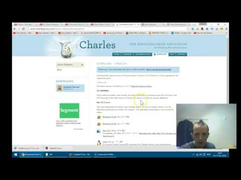 INSTALL CHARLES PROXY AND SET UP SSL CERTIFICATE FOR GAMES