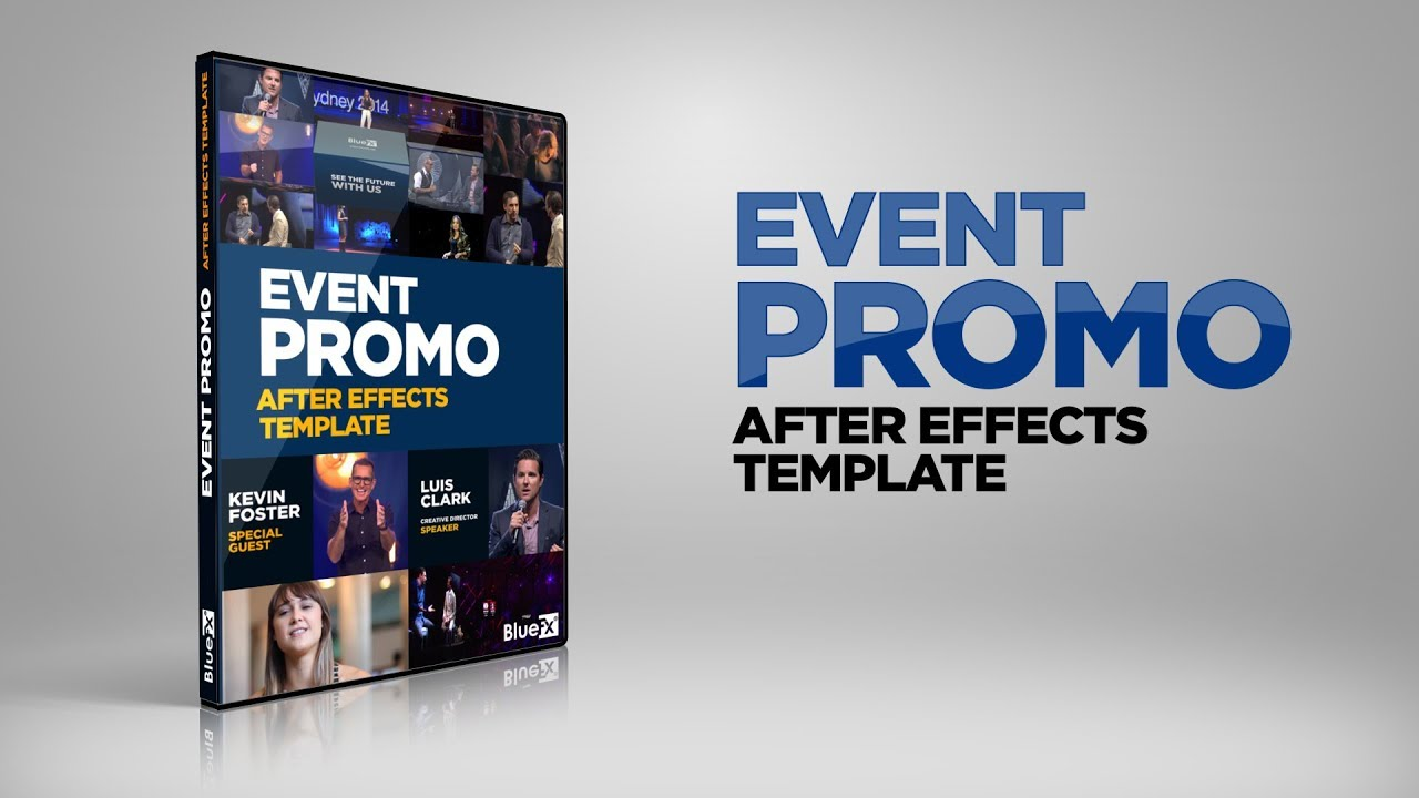 after effects template event promo youtube. Black Bedroom Furniture Sets. Home Design Ideas