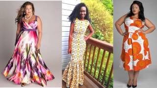 Video Plus Size African Trendy Dresses | African Fashion Wear And Cloths Collection Romance download MP3, 3GP, MP4, WEBM, AVI, FLV Juni 2018