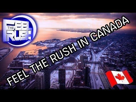Feel The Rush UK Presents - Hardcore in Toronto NYE 12/13
