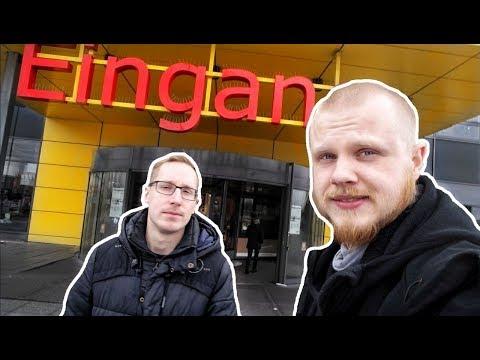 24h bei IKEA CHALLENGE?? | Ein Tag mit Marcel in Polen