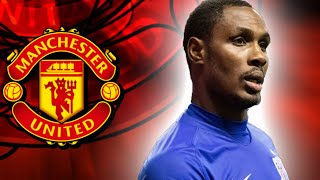 Odion Ighalo   Welcome To Manchester United 2020   Crazy Goals, Skills, Assists Hd