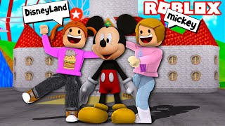 Roblox Disneyland Vacation