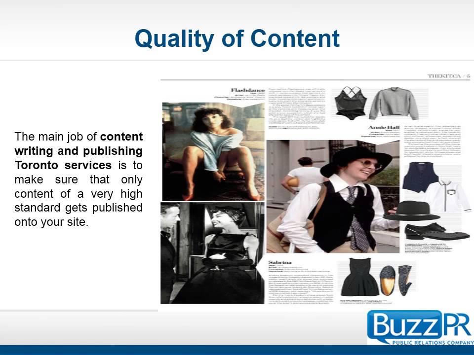 Content Writing | Content Marketing Services GTA, Toronto